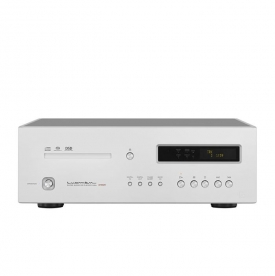 Luxmann-D-08-u. CD-Player, Klang-form